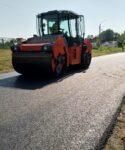 Проведены работы по ремонту дорожного полотна по улице Советской